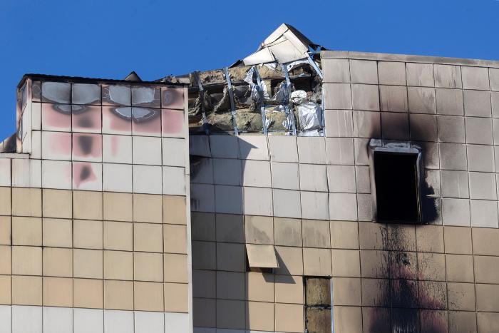 Росгвардия проситСК наказать собственных  служащих  после пожара в«Зимней вишне»