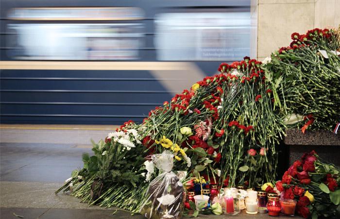 Прошлогодний теракт в метро Петербурга устроили члены исламистской группировки