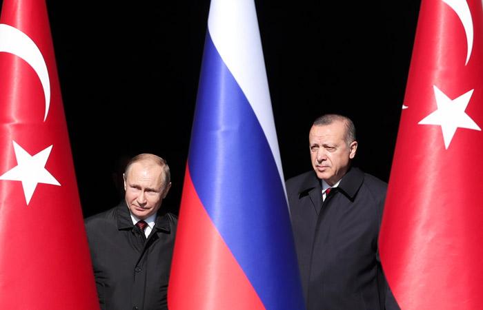 """В Турции официально началось строительство АЭС """"Аккую"""""""