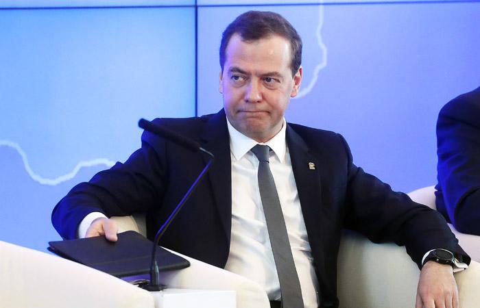 Санкции США против русских предпринимателей нелегитимные ипротекционистские— Медведев