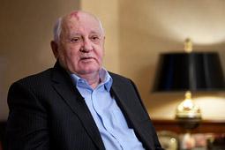 Михаил Горбачев: я очень разочарован тем, как ведут дела нынешние лидеры