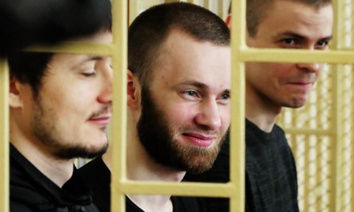 """Присяжные вынесли обвинительный вердикт """"приморским партизанам"""""""