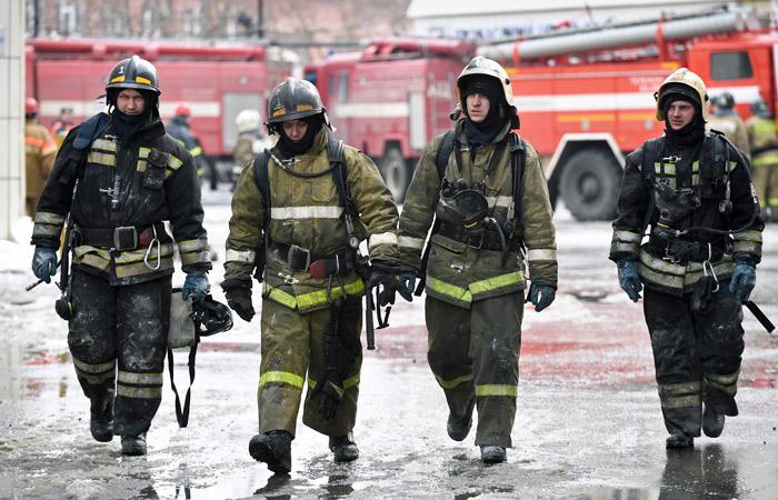 Против командира тушившей пожар в Кемерове команды завели уголовное дело