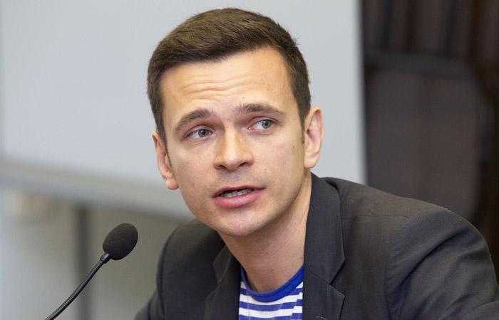 Оппозиционер Илья Яшин решил участвовать в выборах мэра Москвы