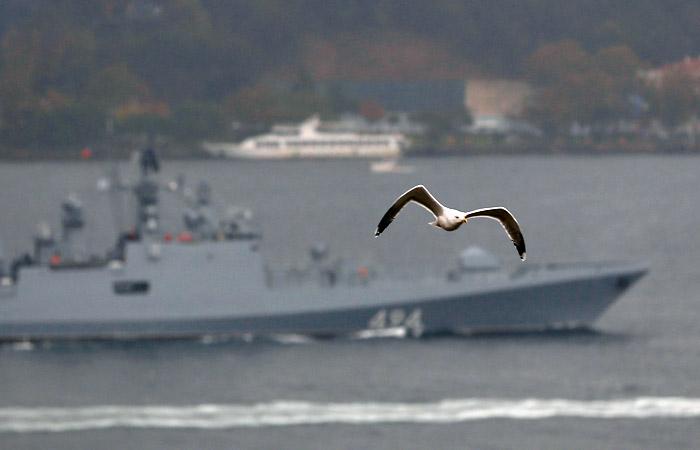 В Госдуме объяснили выход российских кораблей из Тартуса обеспечением безопасности