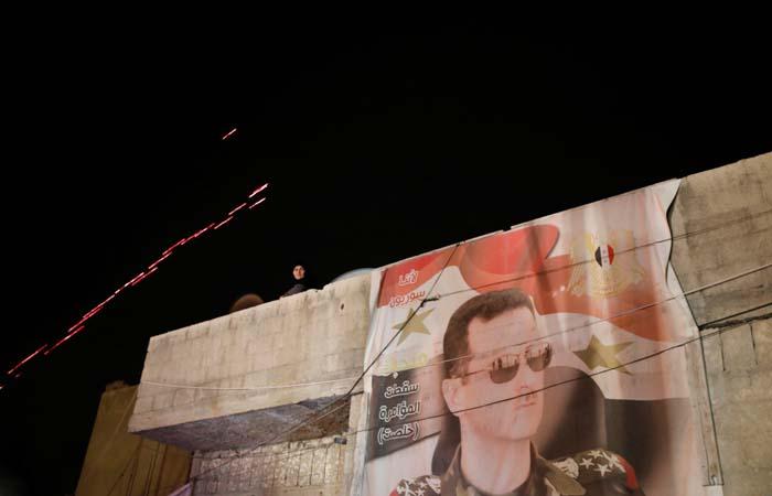 Войска Асада установили контроль над городом Дума