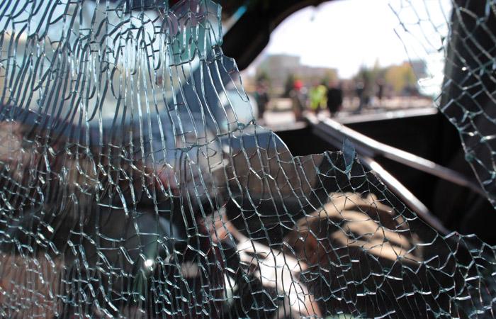 Автобус с детьми попал в ДТП в Пушкинском районе Подмосковья