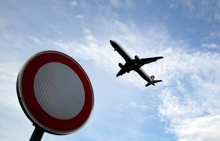 Зону у сирийского побережья объявили опасной для полетов авиалайнеров