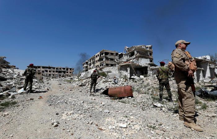 Трамп не принял окончательного решения по Сирии на вечер четверга