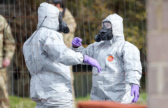РФ предложила изменить перечень химикатов в Конвенции по запрещению химоружия