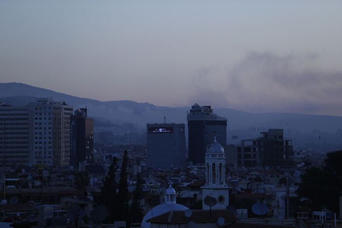 Дамаск насчитал 30 выпущенных по Сирии ракет