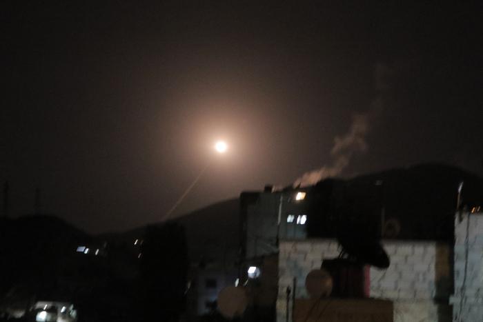 Сирийские военные рассказали о сбитых ракетах США и их союзников