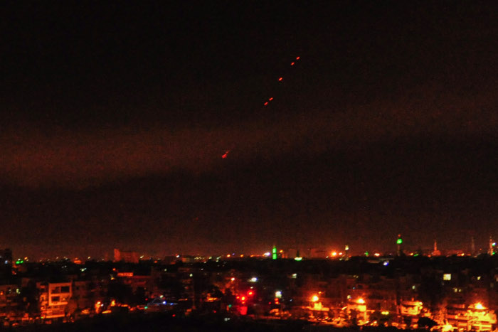 В Минобороны России насчитали более 100 выпущенных по Сирии ракет