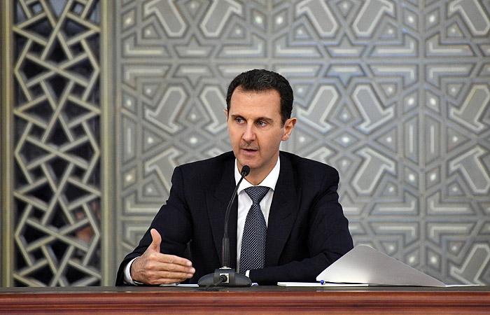 Асад назвал $400 млрд необходимой суммой для восстановления Сирии