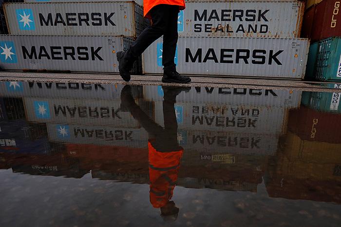 Maersk не будет перевозить грузы для попавших под санкции компаний