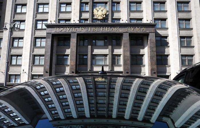 Первое чтение законопроекта о контрсанкциях против США пройдет в Госдуме 15 мая