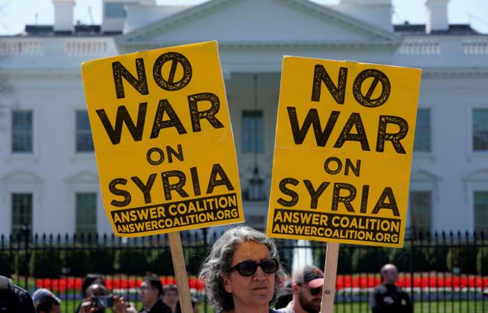 Белый дом подтвердил намерения скорого вывода военных из Сирии