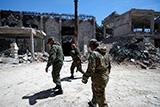 Минобороны РФ нашло химлабораторию боевиков в сирийской Думе