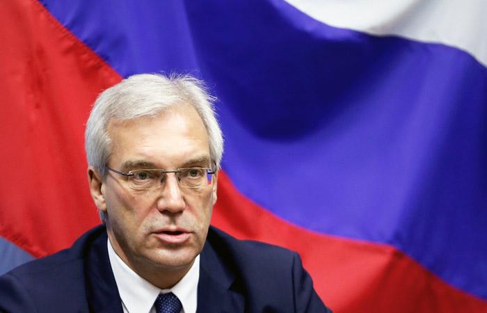 Александр Грушко: политическое высокомерие Брюсселя препятствует взаимодействию ОДКБ и НАТО