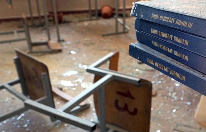 Напавший на школу в Башкирии подросток разлил горючее вещество и поджег класс