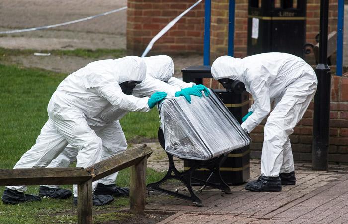 Великобритания сообщила, что ОЗХО не нашла веществоBZ впробах изCолсбери