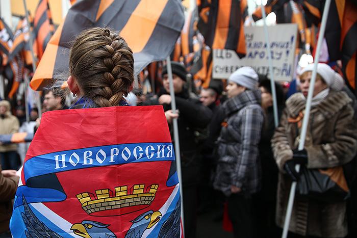 Минкультуры РФ предложило запустить сериал или фильм о событиях в Донбассе