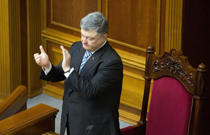 Порошенко назвал автокефалию Украинской церкви вопросом национальной безопасности