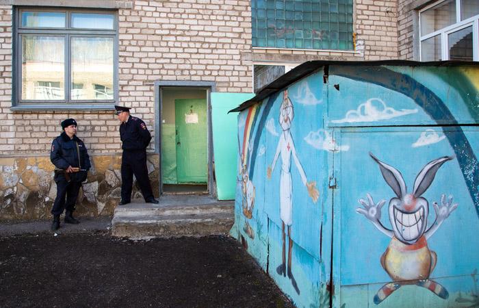 Устроившего поножовщину в башкирской школе подростка арестовали на два месяца