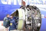 Авиационные власти США инициировали экстренную проверку двигателей Boeing-737