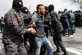 В Армении трех депутатов-оппозиционеров обвинили в организации беспорядков