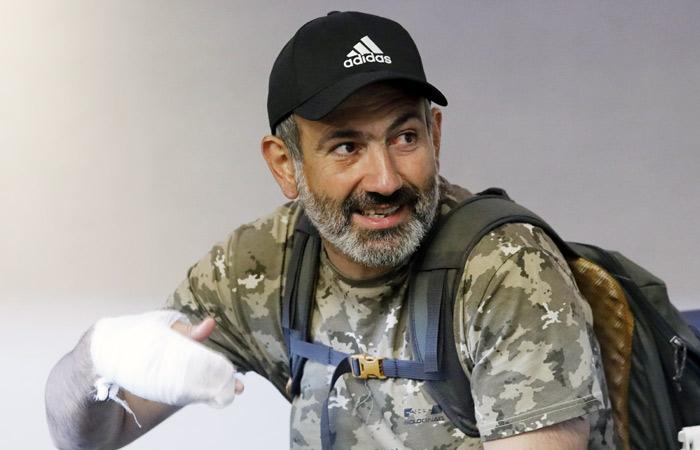 Лидер армянской оппозиции Пашинян заявил о готовности стать премьером