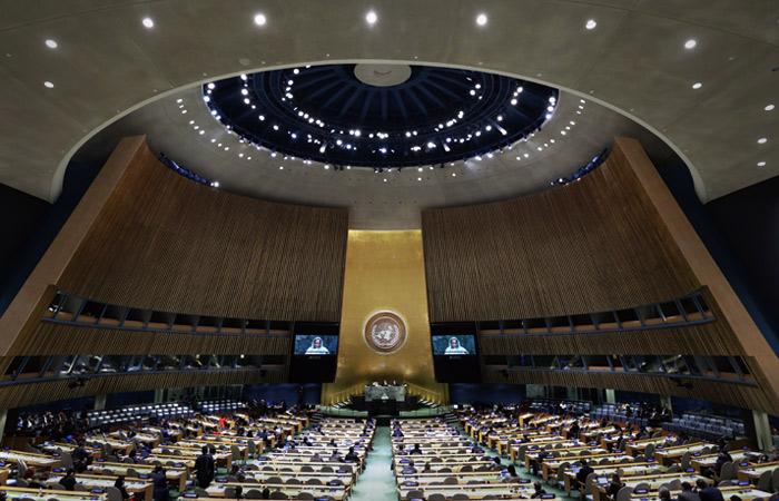 Запад стремится обойти российское вето вмеждународной Организации Объединенных Наций (ООН) нафоне «тупика» вокруг Сирии