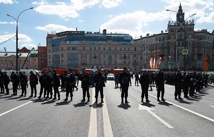Власти Москвы предложили соратникам Навального провести акцию 5 мая на проспекте Сахарова