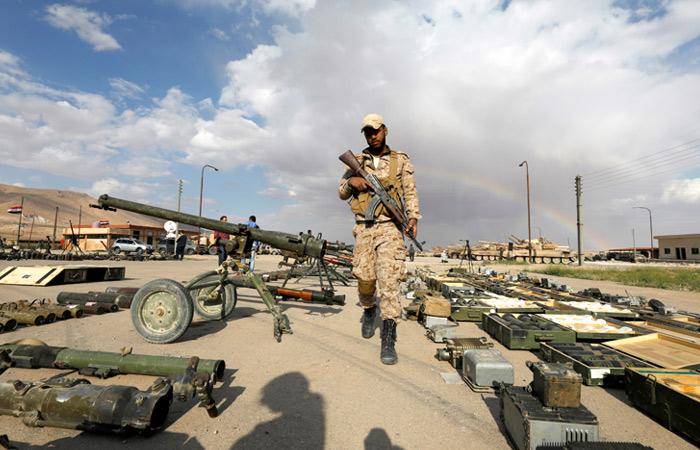 Военно-дипломатический источник опроверг наличие у Сирии С-300