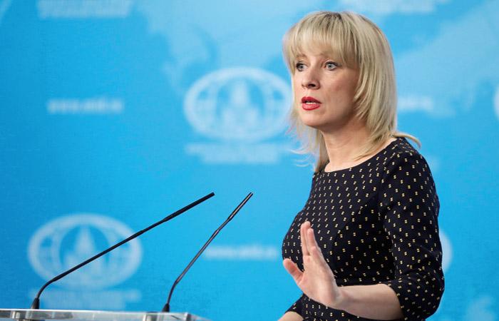 Захарова сообщила о требовании Москвы вернуть объекты дипсобственности РФ в США