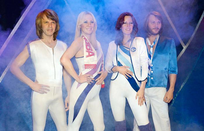 Впервый раз  за35 лет квартет записал новые песни— Возвращение ABBA