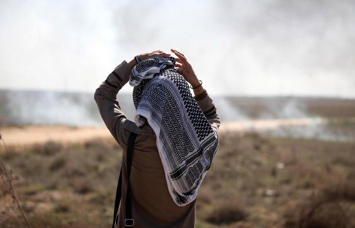 ВВС Израиля нанесли удар по порту сектора Газа