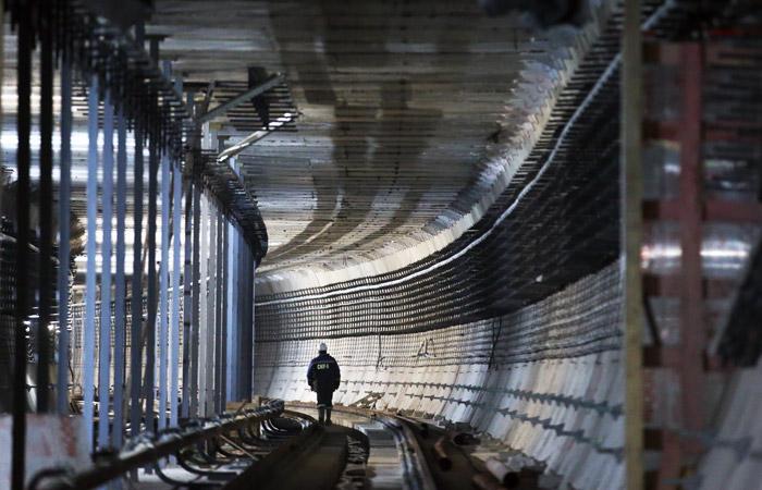 Столичные власти рассмотрят возможность протянуть в Новую Москву еще одну линию метро