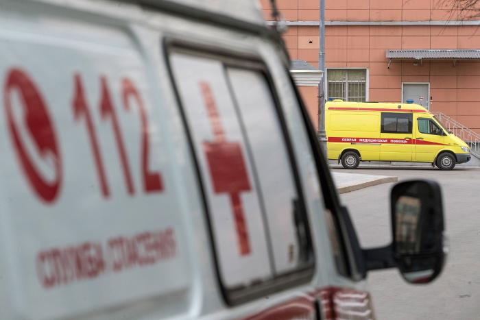 ВПриморском крае семь человек пострадали при столкновении четырех машин