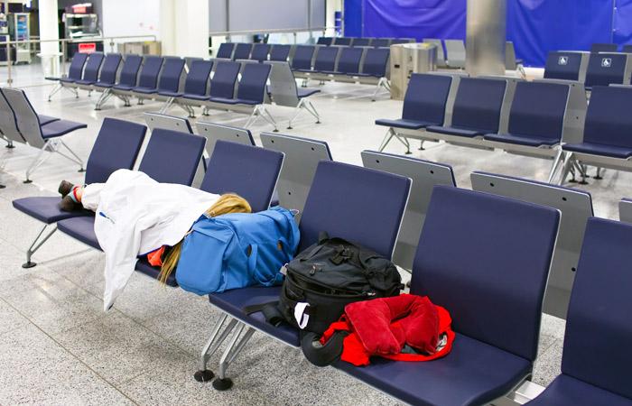 Следить за поведением в аэропортах Подмосковья будут сотрудники минтранса области
