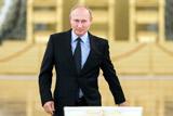 Владимир Путин в четвертый раз стал президентом РФ