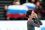Фигуристка Медведева продолжит выступать за Россию