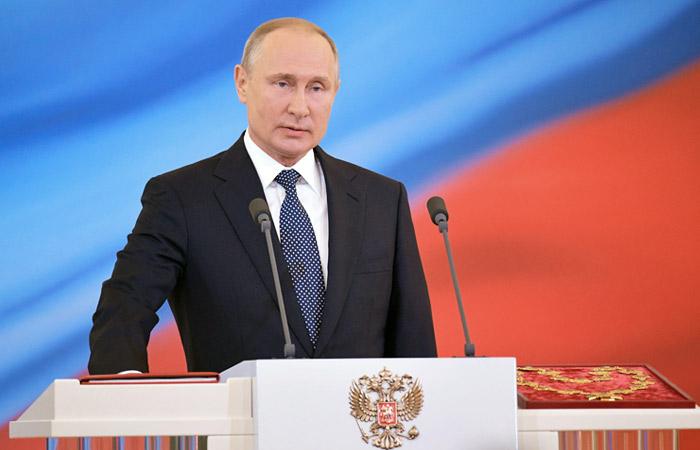Путин назвал единство свободных граждан и сильного государства основой развития страны