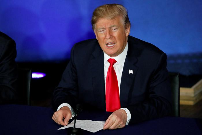 Трамп объявил о выходе США из сделки по иранской ядерной программе