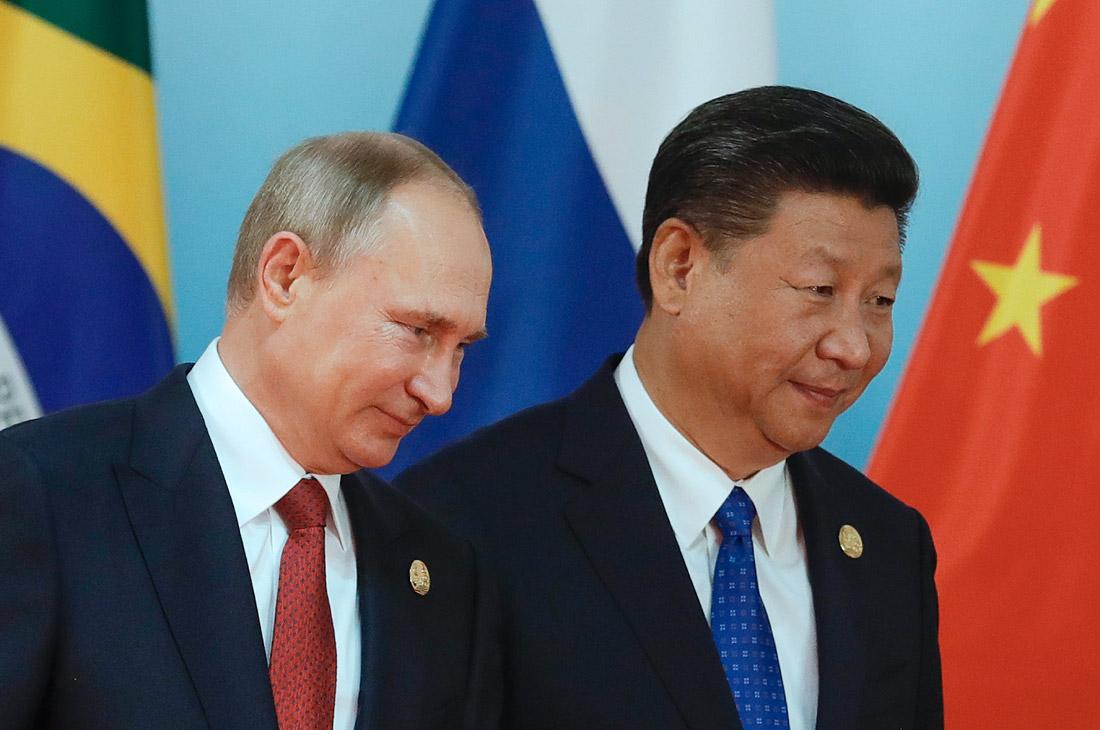 Forbes назвал Си Цзиньпина самым влиятельным человеком мира