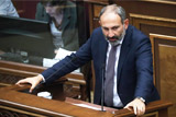 Пашинян объявил о готовности вести с Баку переговоры по Карабаху