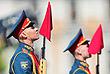 Почетный караул 154-го отдельного комендантского Преображенского полка