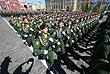 В Параде Победы участвовали более 13 тысяч военных и свыше 150 единиц техники