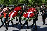 Путин, Вучич и Нетаньяху возложили цветы к Могиле Неизвестного солдата в Москве