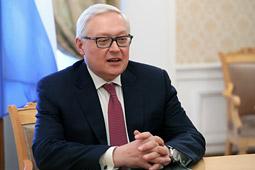Сергей Рябков: Россия и Иран обсуждают, как минимизировать последствия выхода США из ядерной сделки